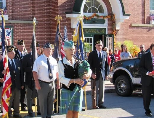 St. Agnes and Avon Salute Honor, Courage, and Love on 9/11