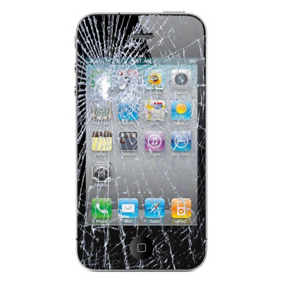 broken phone images