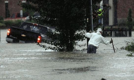 Valiant WNY Red Cross Volunteers Rush to Fight Carolina Hurricane