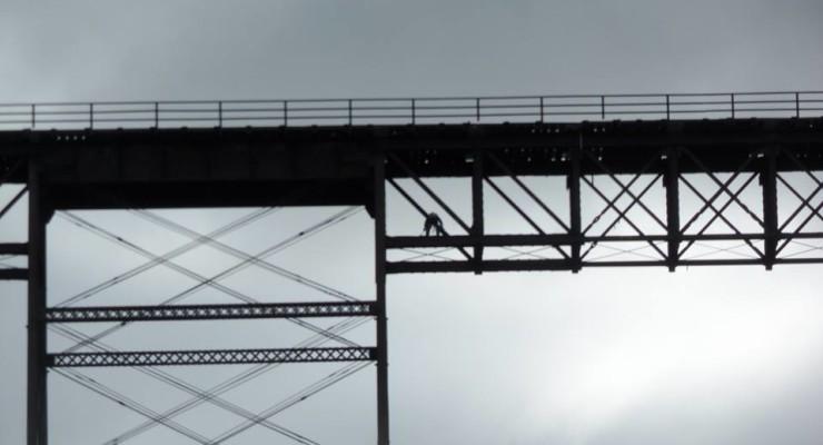 Daredevils Risk All on Letchworth's Iconic Trestle Bridge