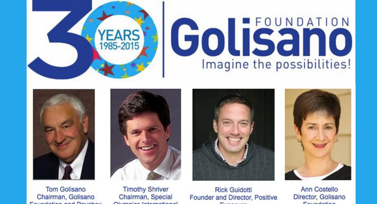 Golisano Foundation Celebrates 30 Years of Giving
