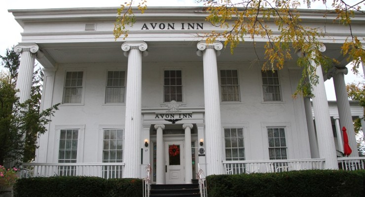 Avon Inn Reopens New Year's Eve