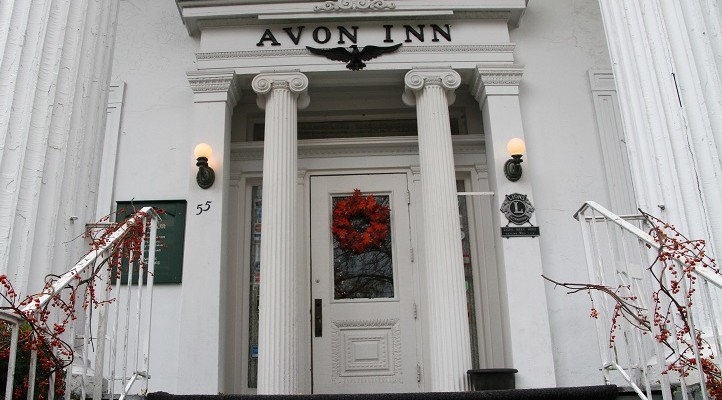 Avon's Favorite Hostess to Retire Avon Inn to Good Hands after One Last Celebration