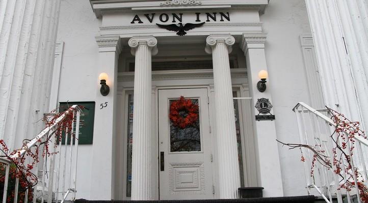 Avon's Favorite Hostess to Retire Avon Inn to Good Hands after One Last Celebration