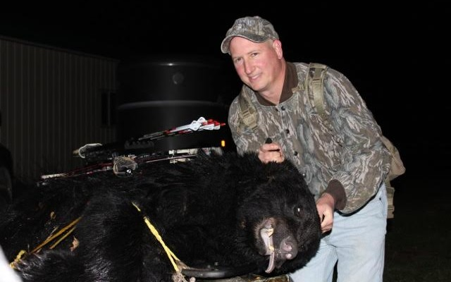 Livingston County Hunters Shot Record Number of Bears in 2015