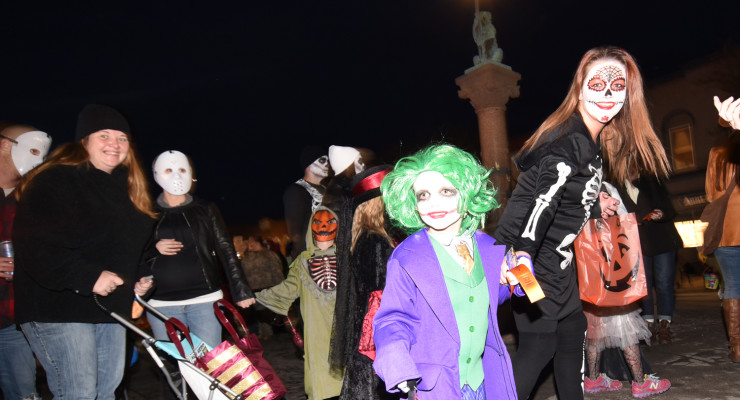Spooky, Safe, Happy Halloween Coming to Geneseo