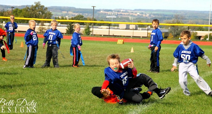Parents' Outpouring of Dedication Backs Grassroots Youth Football