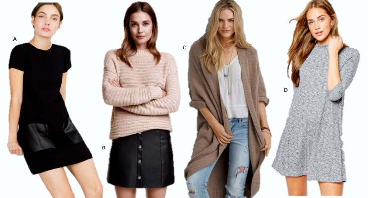 Copper Tones and Shades of Grey All Popular Online Fashion Trends this Fall