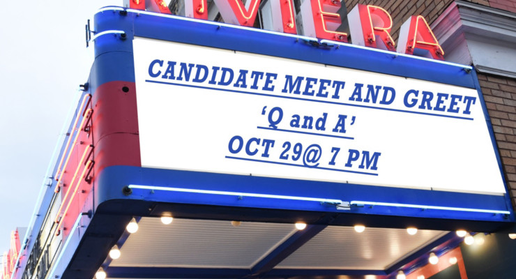 Meet and Greet 'Q and A' Ready to Roll with 14 Town Candidates