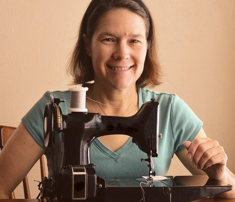 Geneseo Poet Seamlessly Ties Poetry and Sewing with New Book