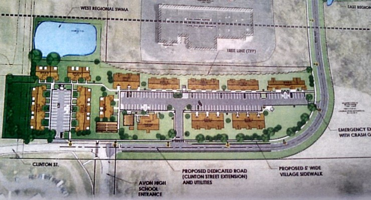 PathStone to Hold Public Q and A for Avon Apartment Complex