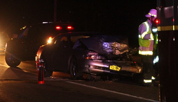 One Injured in Rear-End Accident on Lakeville Road Geneseo