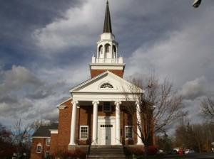 Central Presbyterian Church in Geneseo. (Photo/Conrad Baker)