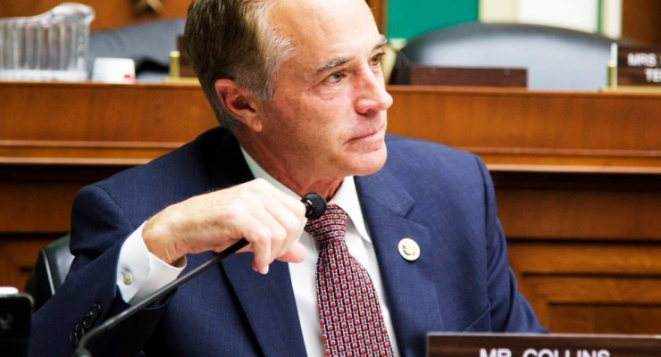 Chris Collins Suspends Re-Election Campaign After Insider Trading Charges