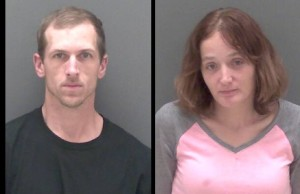 (L-R) Vancise and Croft. (Photos/Livingston County Sheriff's Office)