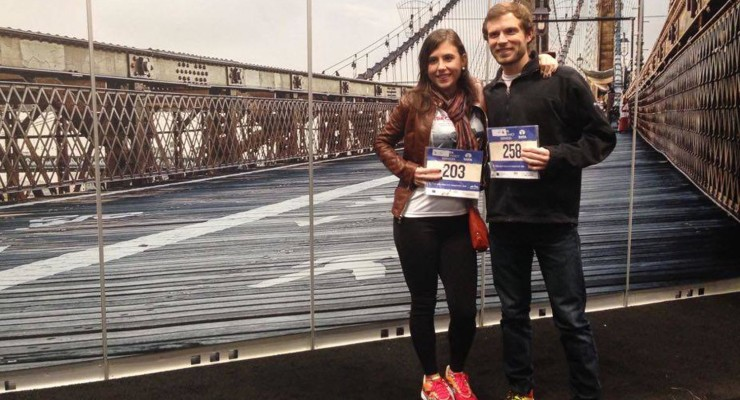 Chichester Sets Sights on Olympic Trials After 15th Place Finish at TSC NYC Marathon