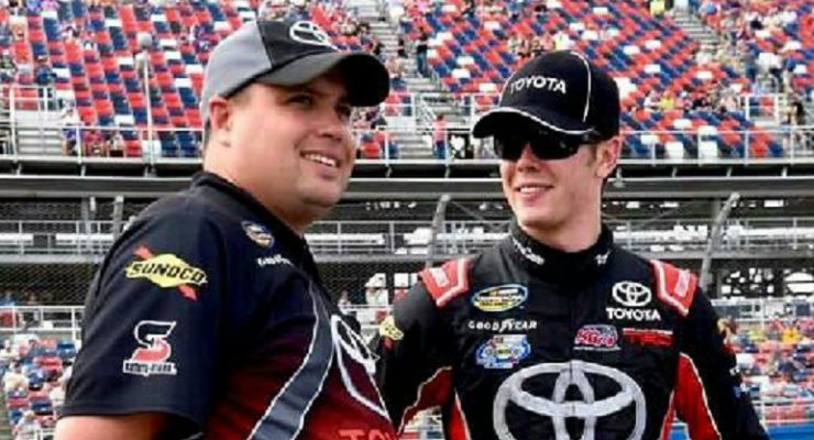 Livonia Native Wins NASCAR World Truck Series by Chasing a Dream