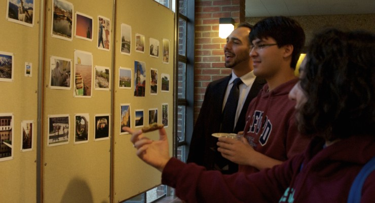 SUNY Photo Gallery Tells Stories of Travel for Study Abroad Students