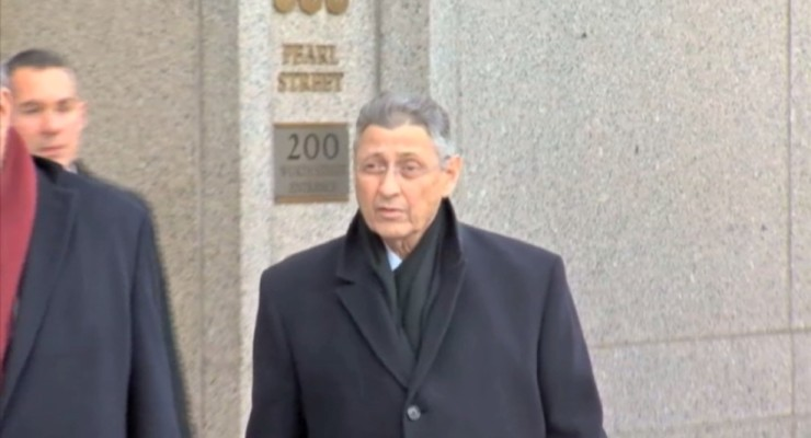Former State Assembly Speaker Sheldon Silver Found Guilty of Corruption