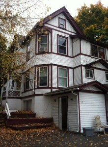 The DK house at 17 Franklin Street. (Photo/Delta Kappa Tau Facebook page)