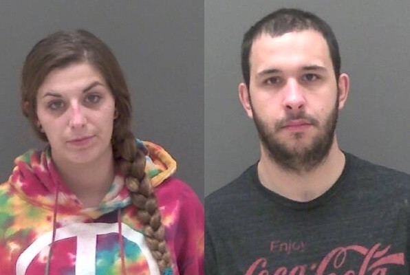 Drug Task Force Busts Heroin Dealing Duo in Mount Morris