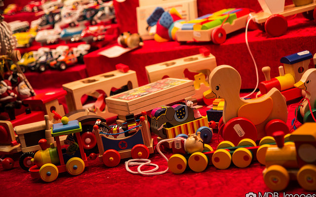 Duck Dangerous Christmas Toys with Tips from Livingston County Health