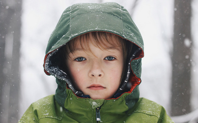 Happy Winter, County Health Gives Gift of Child Safety Tips