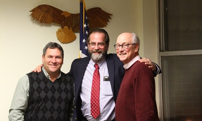 Griffo Joins Geneseo Town Council, Wadsworth and Wrubel Return