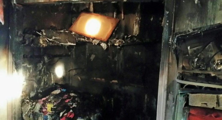 Livonia Family Displaced by Dryer Fire