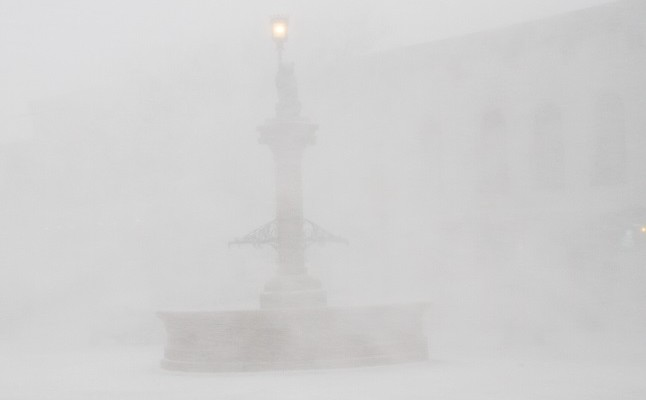 ALERT: Whiteout Sweeps Livingston County