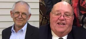 (L-R) Phil Jones and Bob Wilcox. (Photos/Phil Jones and Facebook)
