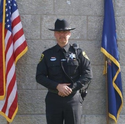 Farewell to Livingston County Sheriff's Deputy Billy Sackett