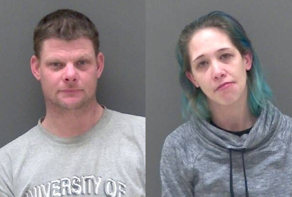 Cops Catch Crack and Stimulant Pills on 390