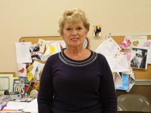 Patty Baker. (Photo/Conrad Baker)