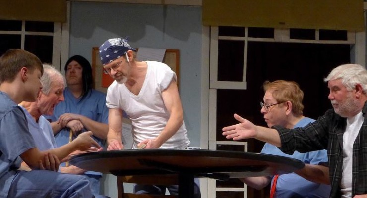 Local Names Headline One Flew Over the Cuckoo's Nest at York Central School