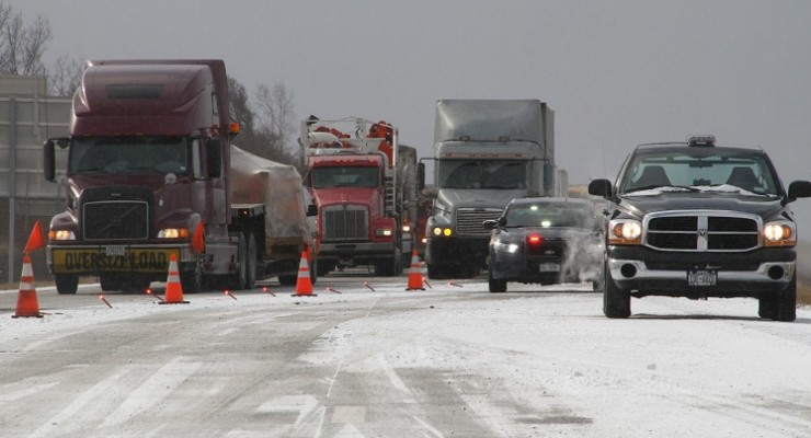 Winter Storm Warning Issued for Livingston County