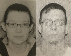 (L-R) Mikial McLean and Cody McLean. (Photos/Mount Morris Police Department)