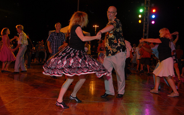 SUNY Geneseo Invites Community to the Dance Floor