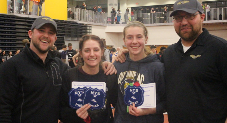 INDOOR TRACK: Wayland-Cohocton Wraps Up Season with Section V Success