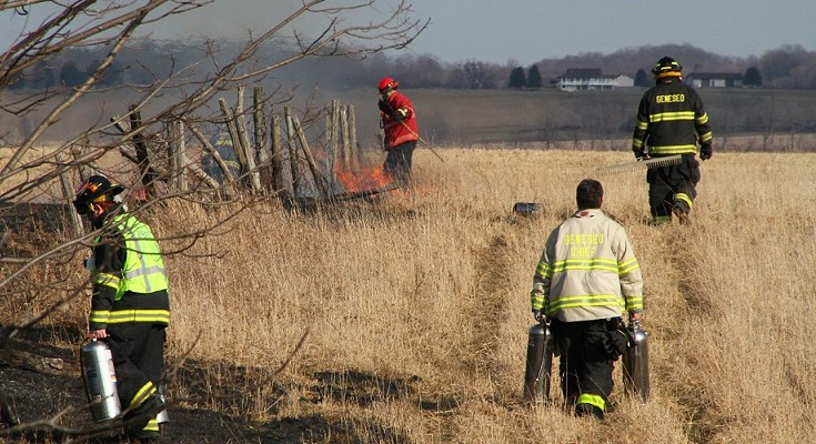 Brush Fire Ban Over, but Don't Get Burned by Carelessness