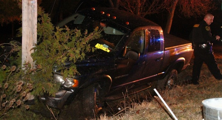 Cops Hit Driver with Eleven Charges After Truck Crash