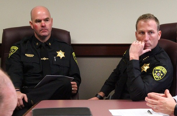 County Ways and Means Approves Sheriff's Jail and 911 Center Rank Updates