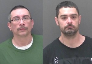 (L-R) Dunn and Bonk. (Photos/Livingston County Sheriff's Office)