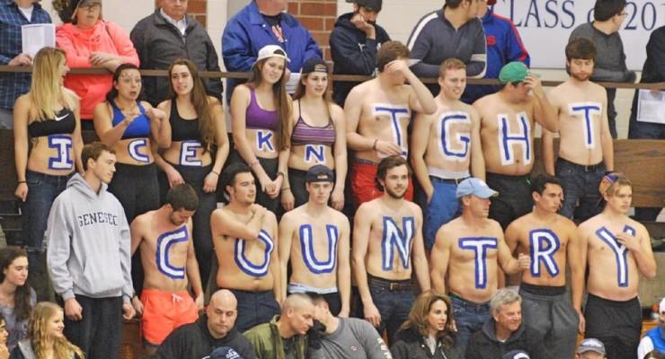 SUNY Geneseo Ice Knights Advance to NCAA Frozen Four