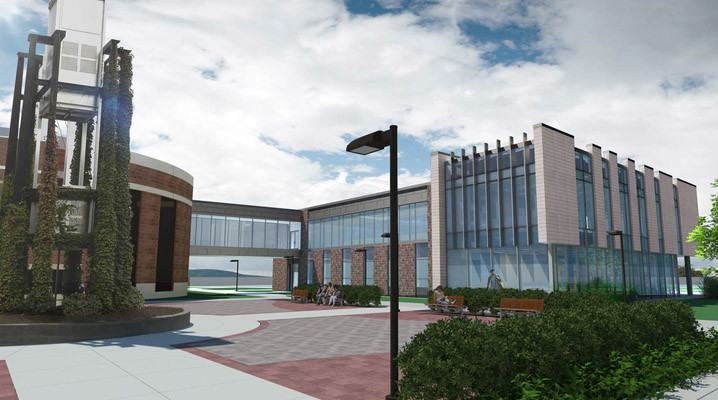 GCC Board of Trustees Approves 7 Contracts for $21.5M in New Buildings