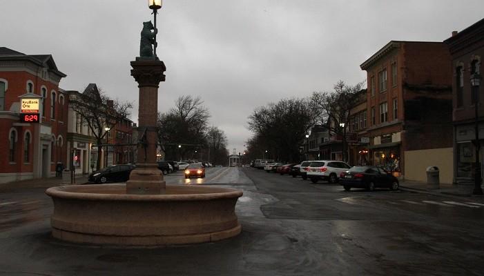 Freezing Rain Advisory Issued for Livingston County