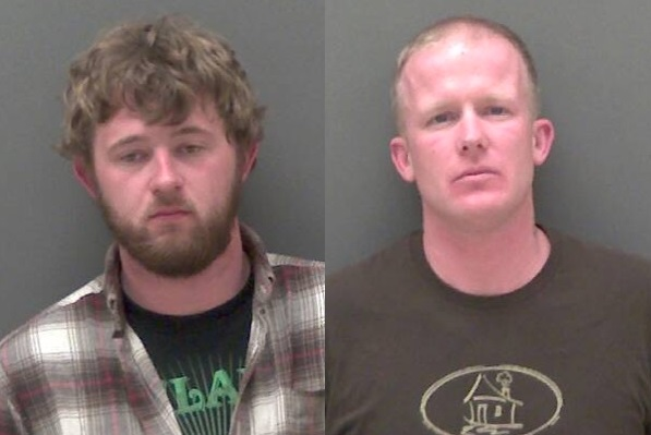 Sheriff's Office Grabs Two Drunk Drivers for Felonies Over Weekend