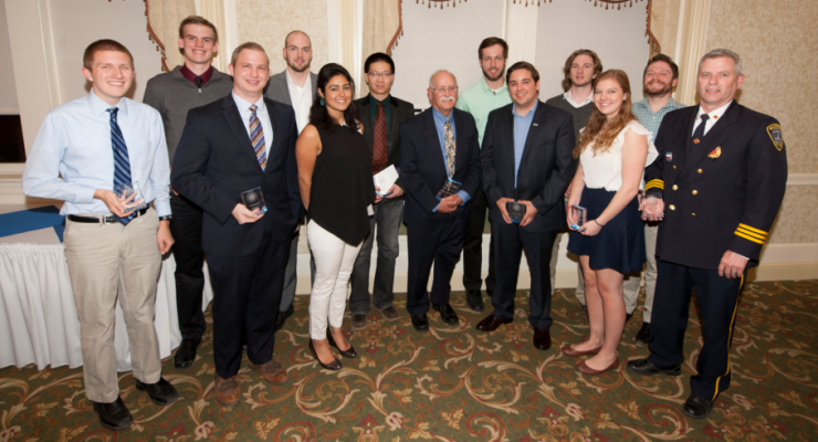 SUNY Geneseo Awards Student and Village Volunteers for Outstanding Service
