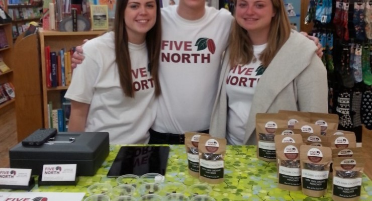 Geneseo's College and Village Share Student-made Chocolates at Touch of Grayce