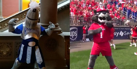 SUNY Geneseo and Stony Brook Neck and Neck in Mascot Madness